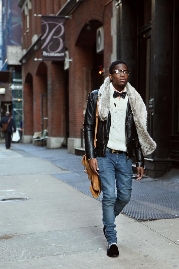 Urban gentleman - gentleman's street fashion by The Lost Gentleman