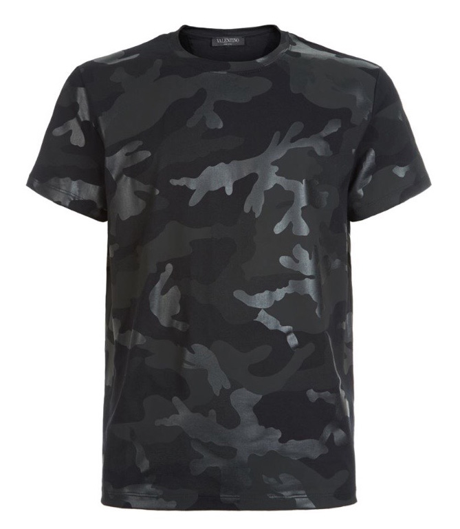 Valentino ( Black T-Shirts)