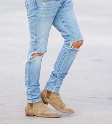 blue-jeans-tan-suede-chelsea-boots