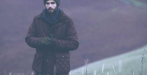 mens casual coat style