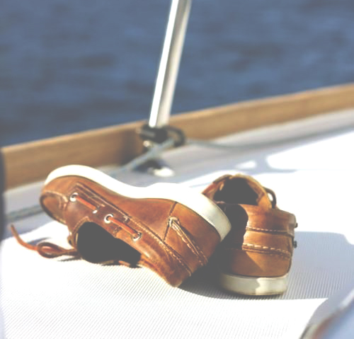boat shoes for yacht casual