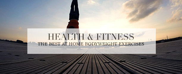 home bodyweight exercises