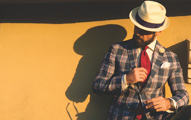 summertime looks for gentlemen