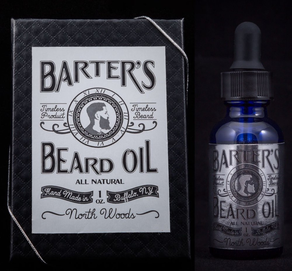 barter's beard oil