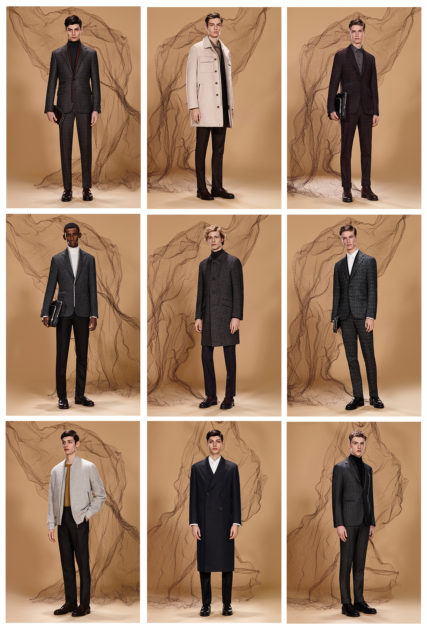 Canali A/W 17 Collection
