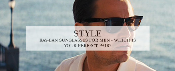 Ray-Ban Sunglasses For Men