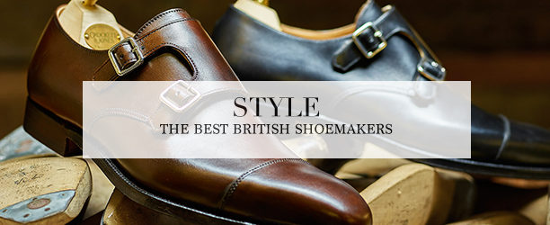 british shoemakers