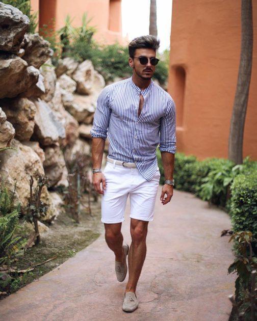 mens summer smart casual