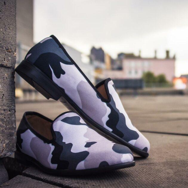 duke & dexter loafers