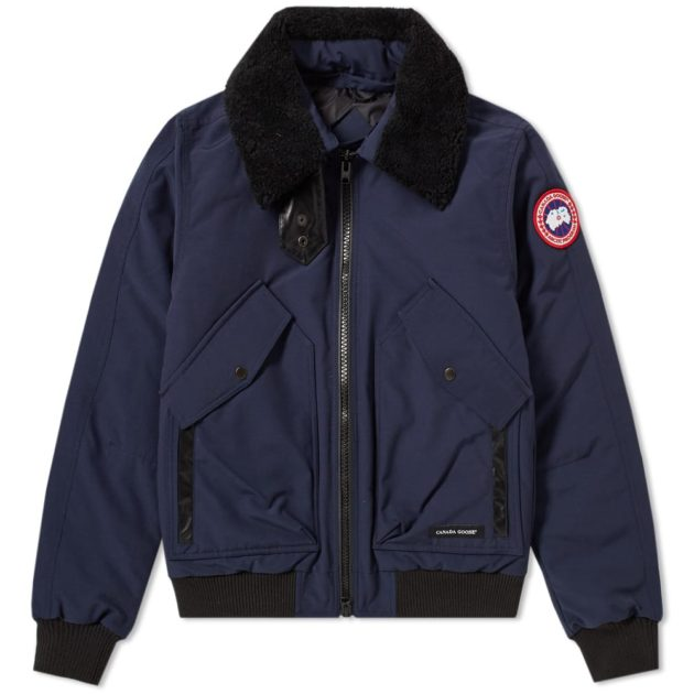 Canada Goose Bromley Bomber Jacket Admiral Blue