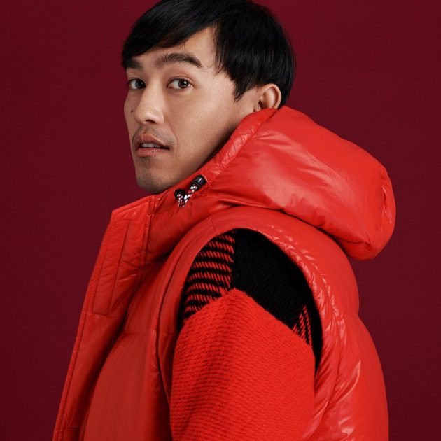tommy_hilfiger_down_puffer_jacket_red_unzipped