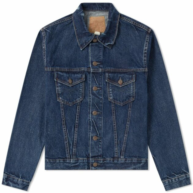 RRL 3rd Edition Denim Jacket