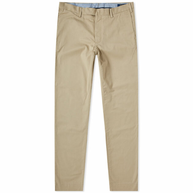 tan chinos by ralph lauren