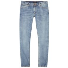 Nudie Jeans Skinny Lin Light Blue Skinny Jeans