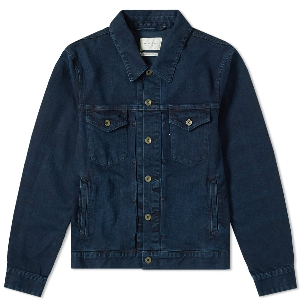 Rag & Bone Denim Jacket Bayview