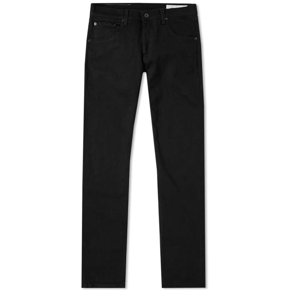 Rag & Bone Standard Issue Skinny Jean Black