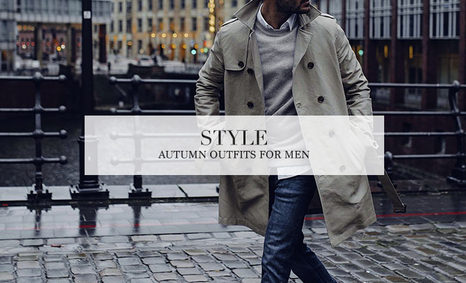 autumn outfits for men