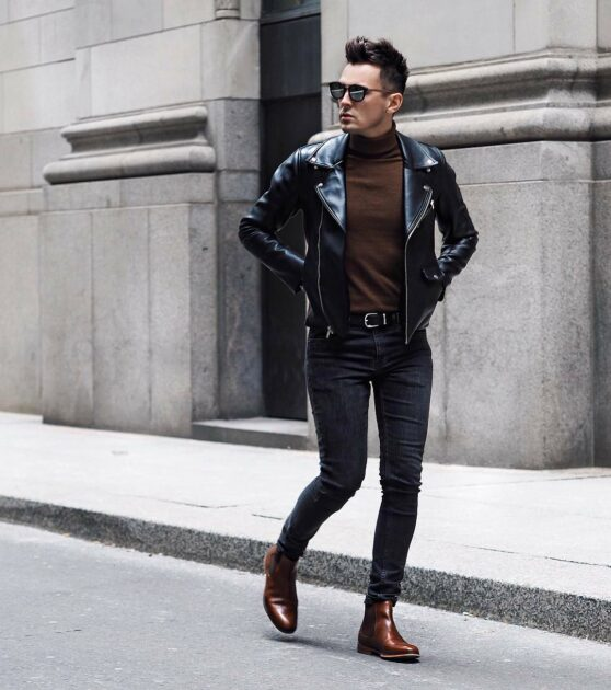 mens autumn outfit