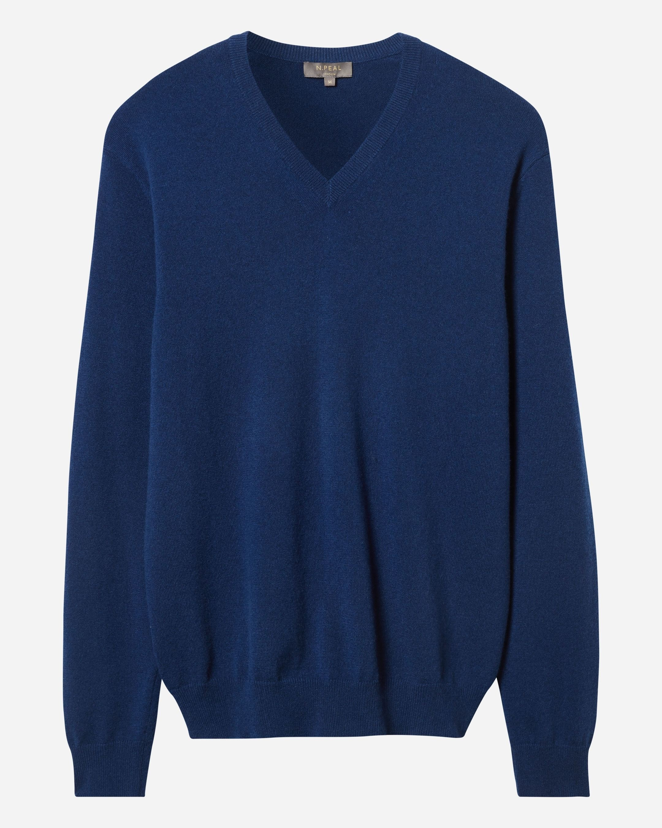 n peal v neck sweater
