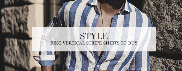 mens vertical stripe shirts